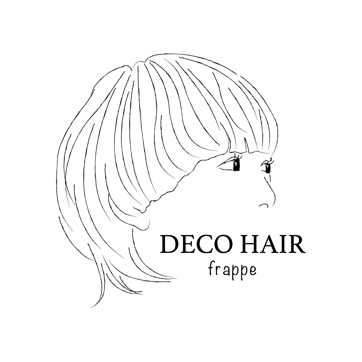 DECO HAIR frappe<br>【デコヘアー フラッペ】